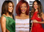 Rihanna'nın Saç Serüveni
