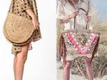 Trend: Hasır Çantalar