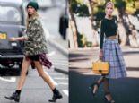 Sonbaharın Sokak Modası Trendleri
