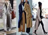 2017 Trend Renklerine Göre Palto Kombinleri!