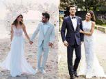 Evlenmek İçin Yurt Dışını Seçen 15 Ünlü Çift