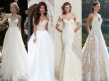 İlkbahar Düğünleri İçin Gelinlik Modelleri