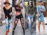 En İyi Ripped Jeans Kombinleri