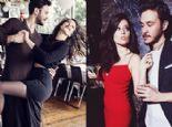 Pelin Akil ve Anıl Altan'ın Aşk Fotoğrafları!