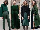 Kışın Rengi: Yeşil