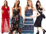 2017 Baharı Uzun Elbise Modelleri