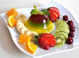 Sizin için seçtiğimiz meyve tatlıları!