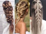 Romantikten Asiye En Güzel Saç Örgüsü Modelleri