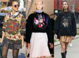 2017 Moda Rüzgarı: Sweatshirt