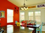 Bahar İçin Renkli Mutfak Dekorasyonları