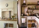 Mutfaklarda hasır modası