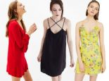 2017 Baharı Kısa Elbise Modelleri