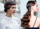 Tel Tokalarla Yapabileceğiniz Havalı Saç Modelleri