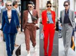 Sezonun Gözdesi: Takım Elbise Kombinleri