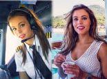 Dünyanın En Seksi Pilotu: Malin Rydqvist