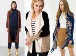 Sonbaharda Giyilebilecek Hırka Modelleri