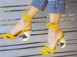 Vitrinleri Süsleyen Çanta Ve  Ayakkabı Trendleri