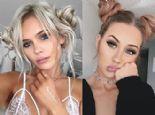 Yazın Trend Saç Modeli: Çifte Topuzlar