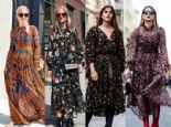 Trend Alarmı: Akışkan Elbiseler