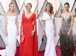 2018 Oscar Ödül Töreni En İyi Görünümler