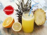 Günde 1 Bardak Ananas Suyu İçerseniz...
