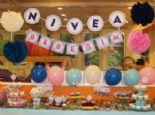 Nivea Baby etkinliğinden eğlenceli kareler