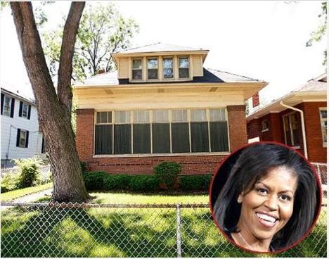 Yeni ABD Başkanı'nın eşi tek yatak odası olan bu evde büyüdü.