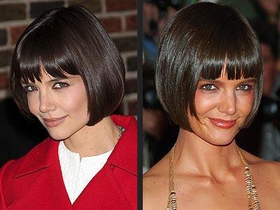 Saç ve makyaj farkı - 1