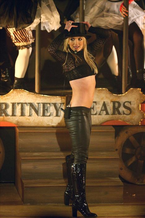 Britney Spears şov! - 44