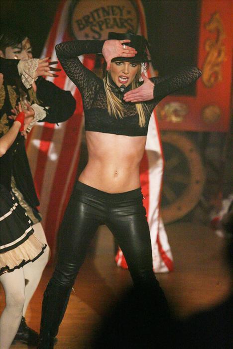 Britney Spears şov! - 45