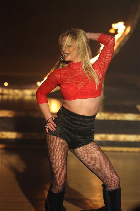 Britney Spears şov! - 47