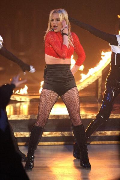 Britney Spears şov! - 53