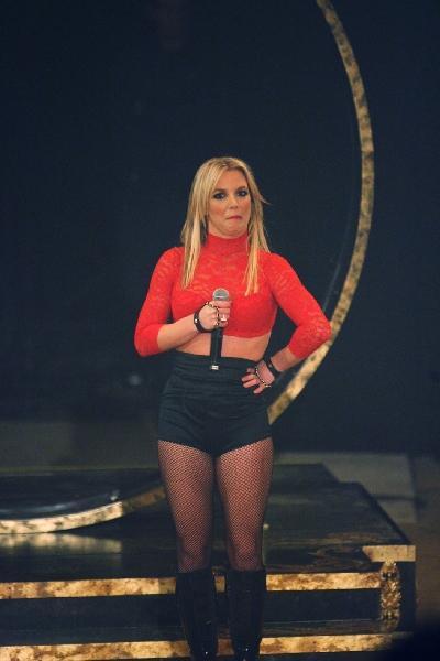 Britney Spears şov! - 55