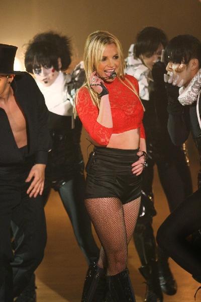 Britney Spears şov! - 59