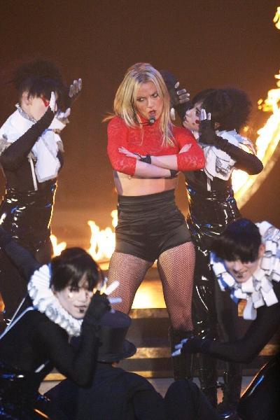 Britney Spears şov! - 62