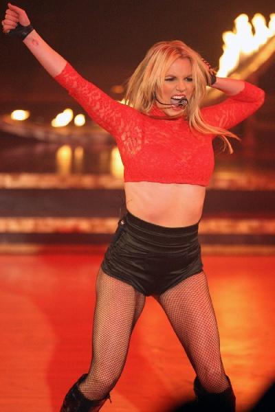 Britney Spears şov! - 63