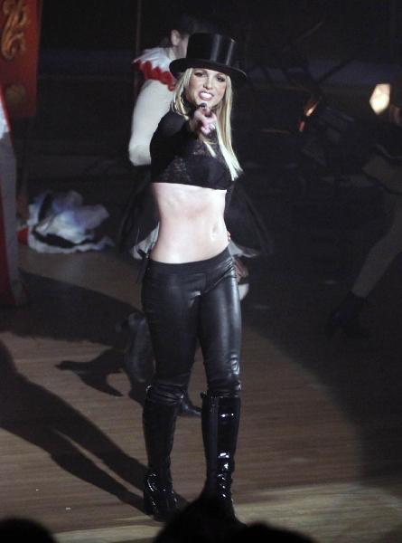Britney Spears şov! - 67