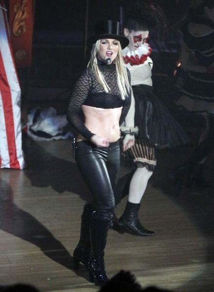 Britney Spears şov! - 68