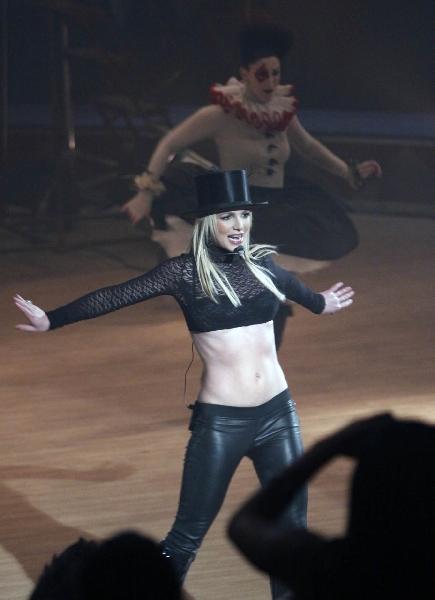 Britney Spears şov! - 70