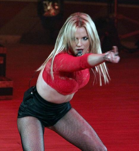 Britney Spears şov! - 74