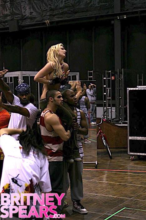 Britney Spears şov! - 33