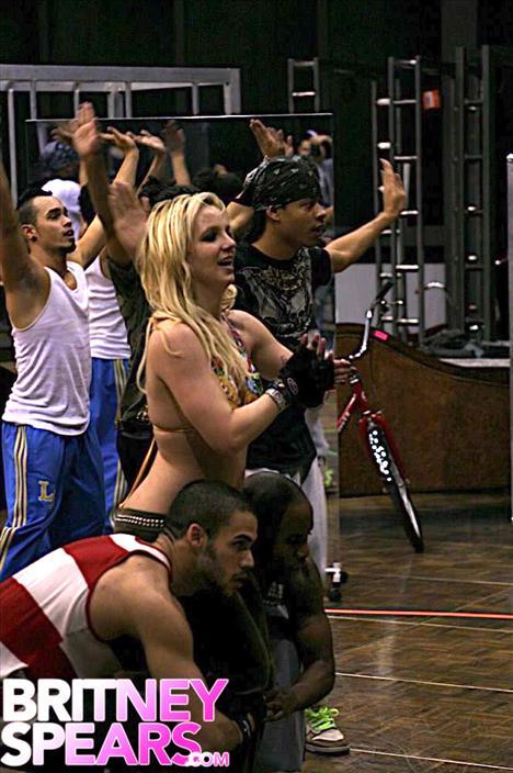 Britney Spears şov! - 34