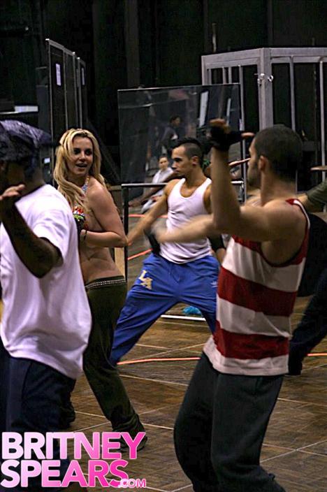 Britney Spears şov! - 35