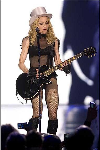 8-Madonna