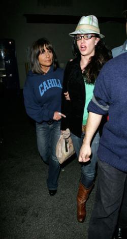 Britney Spears ve annesi Lynne.