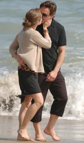 Robert Downey Jr ve eşi Susan'ın aşkı hala taptaze.