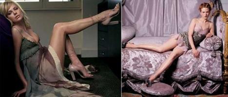 En güzel bacaklar!Charlize Theron - Nicole Kidman  Charlize Theron  Nicole Kidman