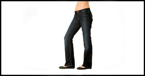 Yıllar boyu süren bol paçadan sonra dar paçalar tasarımcıların yeni gözdeleri oldu. Genelde daha erkeksi hatları olan veya beli kalın, bacakları ince kadınlara uygun bir modeldir. Yüksek topuklu bot veya stiletto ile bacaklar, olduğundan daha uzun ve ince görünebilir.