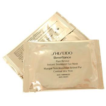 Sabahları şişen gözlere makyaj öncesi acil yardım programı nedir?  Sabahları yaşanan şişliğin birçok sebebi olabilir ama genel anlamda şişlikler, kan dolaşımının sağlıksız olmasından dolayı dokulardaki suyun kılcal damarlarca geri emilememesi sonucunda yaşanır, yani ödem oluşur. Kan dolaşımını sağlıklı hale getiren bir ürün kullanmak faydalı olacaktır. (Shiseido Cilt Bakım Eksperi  Pınar Mutlu)   Öneri: The Skincare Eye Moisture Recharge, Benefiance Pure Retional Instant Treatment Eye Mask, Shiseido.