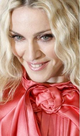Madonna : 50 yaşında